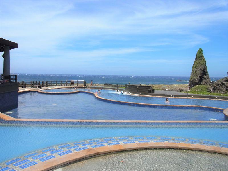 台湾に海底温泉!?リゾートアイランド「緑島」で温泉とシュノーケルを楽しもう!