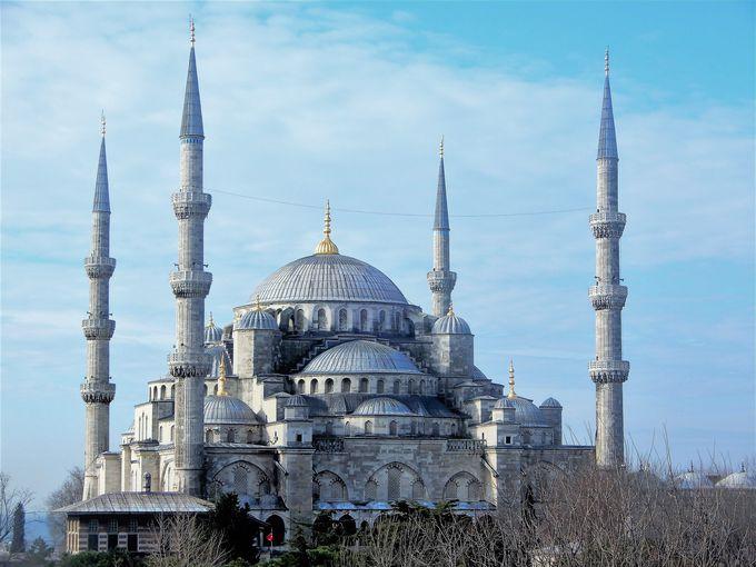 オスマン帝国が生み出した宮廷料理