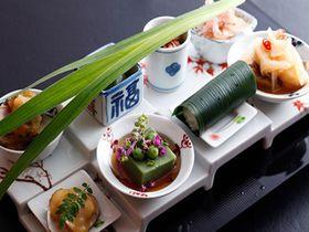 有馬温泉「御幸荘花結び」で湯ったり飲んびり美食三昧