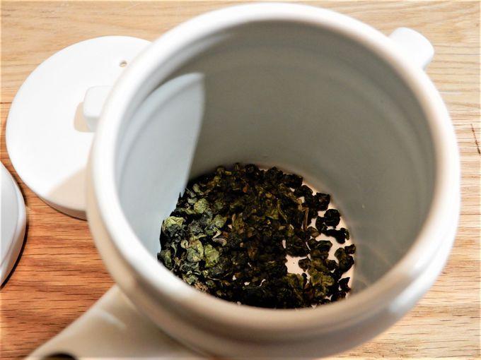 確かな目で選ばれたお茶