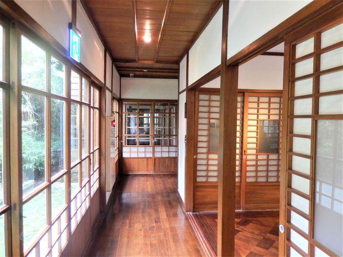 情緒漂う日本式家屋