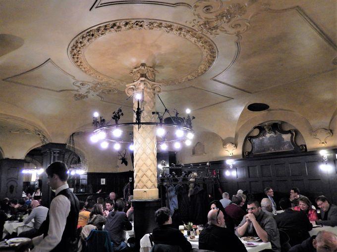ミュンヘン最古の醸造所直営「ツム・アウグスティナー」