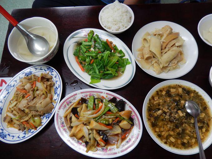 楽しみ方【2】タイヤル族の食を味わう