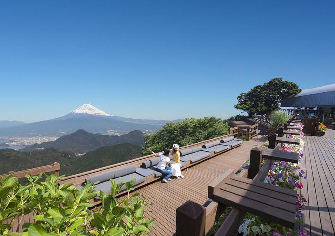 くつろぎの和の空間「富士見テラス」