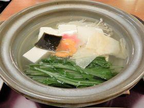 築80年の京町家で湯豆腐を堪能!とうふ処「豆雅傳」はコスパも最高!