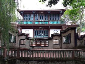 19世紀台湾最高の建築、ノスタルジックな板橋・林本源園邸