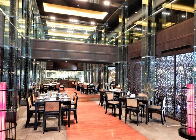 楽しみ方【3】 レストラン、カフェで余韻に浸る