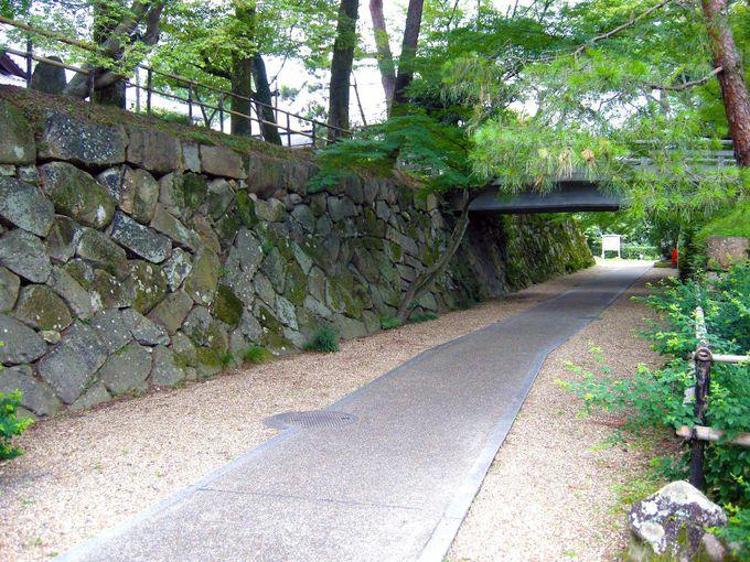 亀山城跡を探索