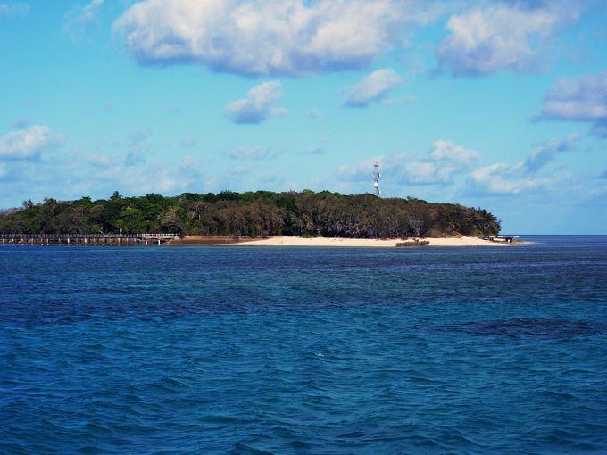 緑の宝石グリーン島