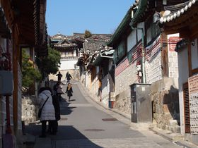 韓国の伝統的家屋街「ソウル北村韓屋村」で街歩きを楽しもう!