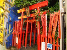 芸を志す者はここへ行け!浜松「黒田稲荷神社」