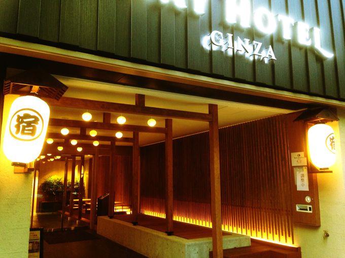 9.東京銀座BAY HOTEL