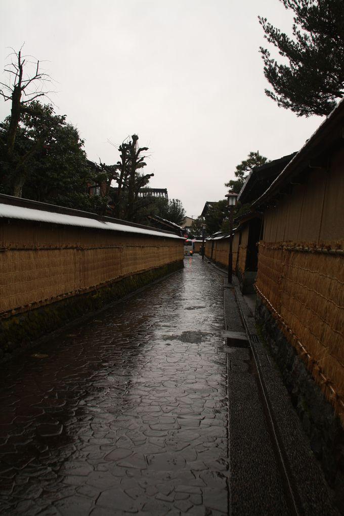 金沢ならではの歴史を感じる冬を堪能