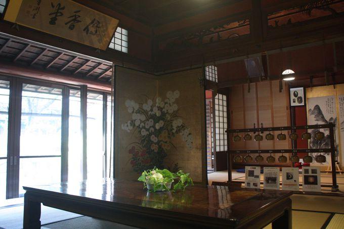 外は重厚、内部は繊細。重要文化財「菅野家住宅」を訪ねる