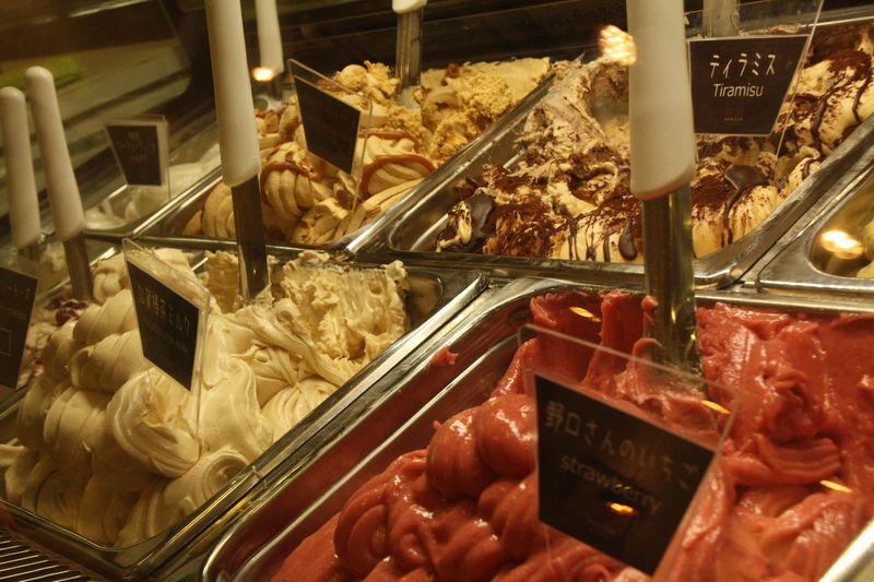 奥能登の牧場発!生乳100%のマルガージェラートを金沢・香林坊で味わう