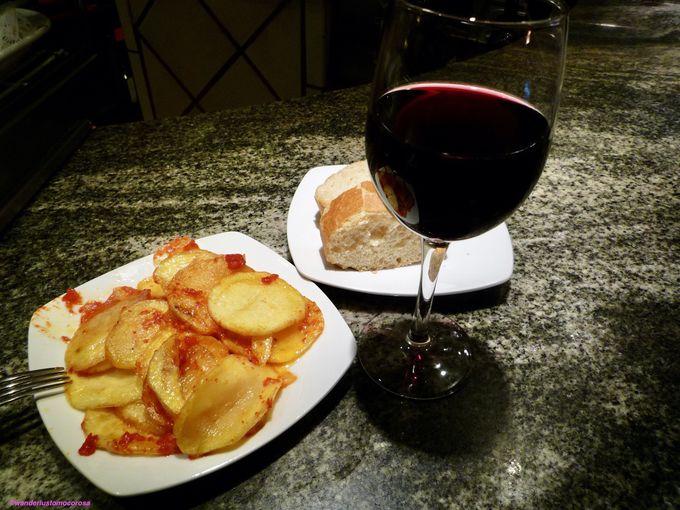 ワインと味わう究極のタパスを探そう
