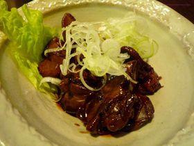 鳥もつ煮でスタート、シメはお蕎麦が山梨県甲府市の食文化!