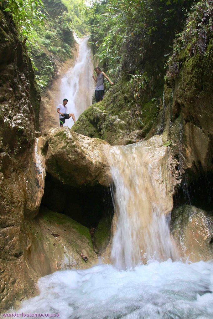 のんびりしたい人は滝で心を清めては?!