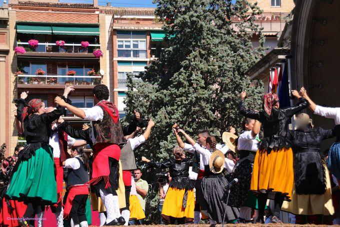 リオハ1、2を争う最大イベント、収穫祭