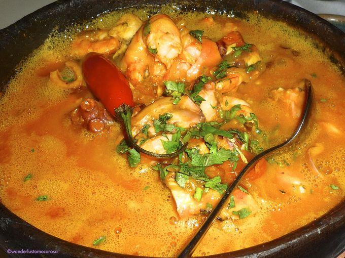 魚を使ったバイーア料理と一押しレストラン。