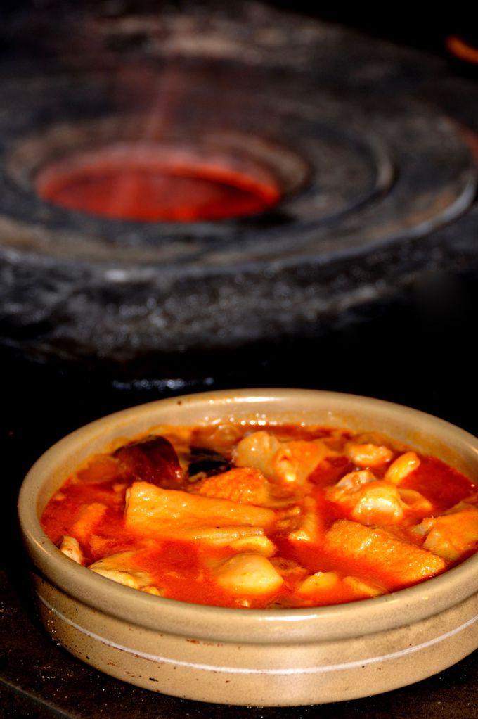 体も心もぽかぽかに!食感と味わい深いスープが人気の秘密