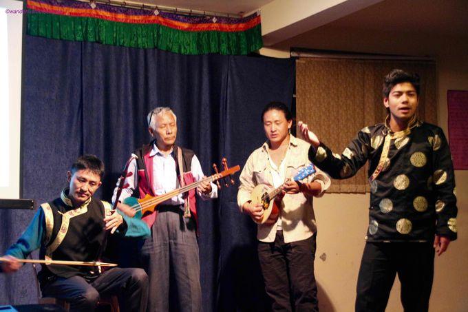 チベット文化体験と1日でも参加できるボランティア。チベットについてとことん知る!