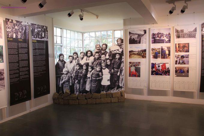 知っておきたいチベットの現状。チベット博物館で過去から現在までを学ぶ!