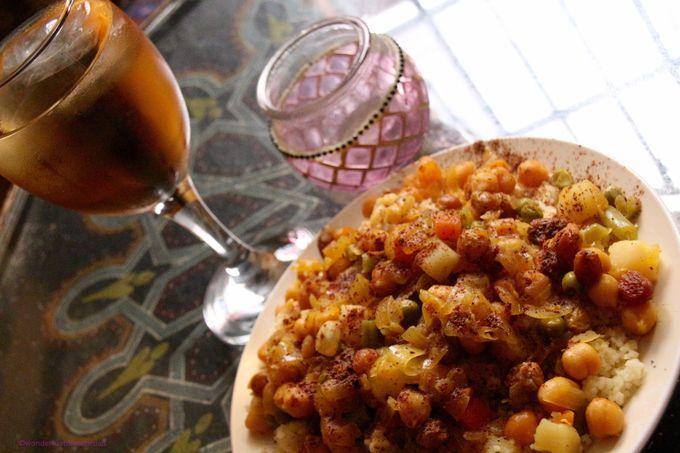 香辛料たっぷりのアラブ料理はクセになること間違いなし!