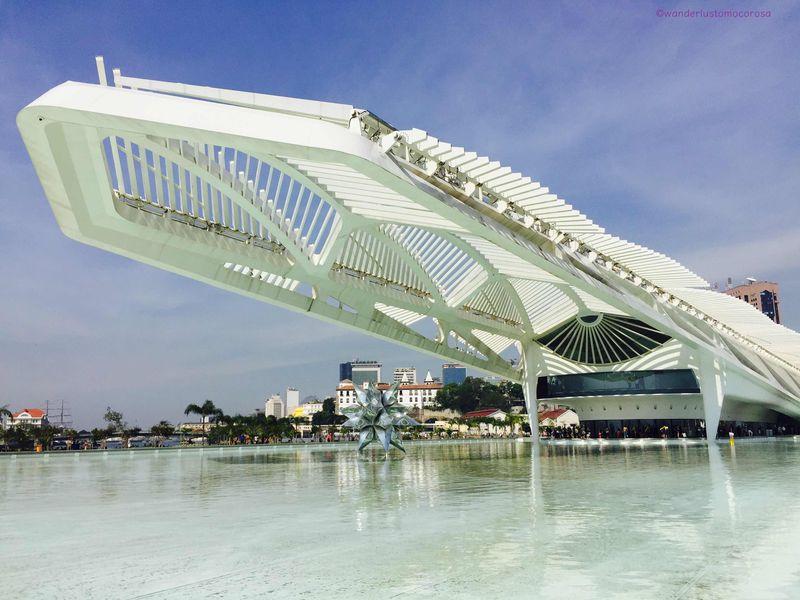 リオ デ ジャネイロの新名所!世界が注目したオリンピック ブルーバード