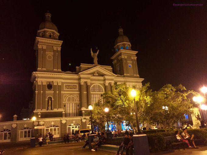 街の重要ポイントは広場と公園?!