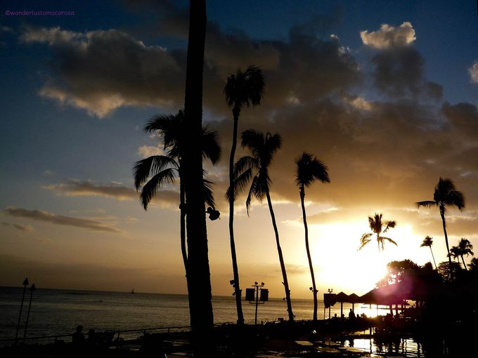 ハッピーアワーからサンセット、そしてフラショーまで楽しもう!ハワイのバー活用術