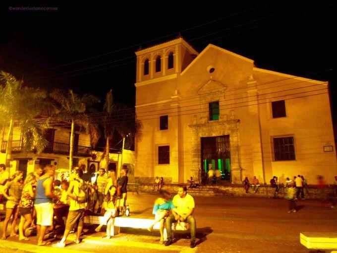 コロンビアが誇る作家、ガルシア=マルケスも訪れた!下町にある絶品ピザ