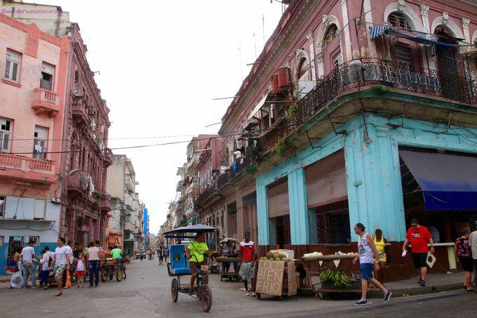 ハバナ旧市街からの行き方