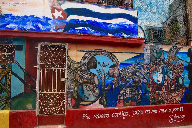 ハバナ「カジェホン デ ハメル」でもうひとつのキューバを知ろう!