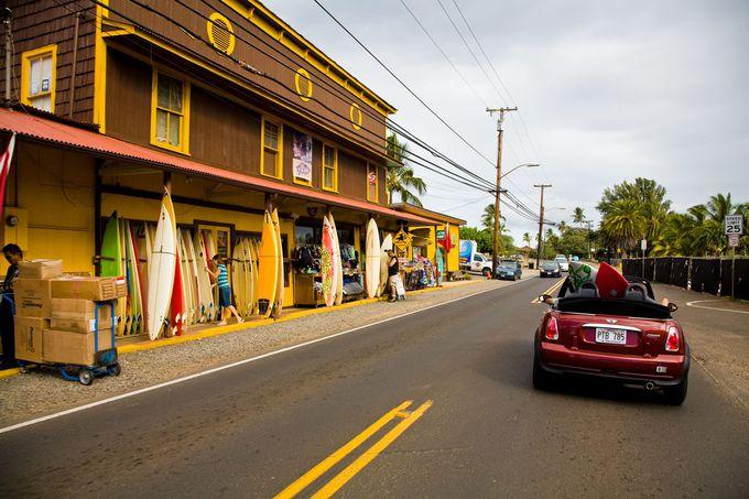 6.ハワイはレンタカーがあると行動範囲が広がる!