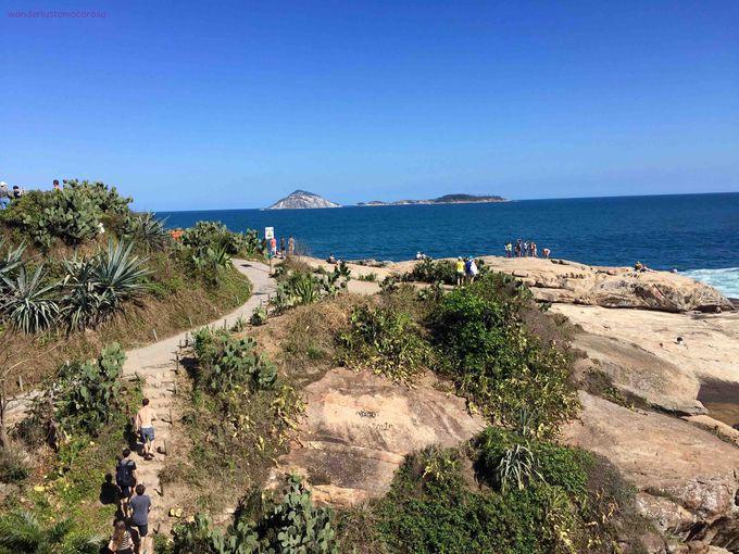 リオのビーチといえばここ、にベストスポットが!