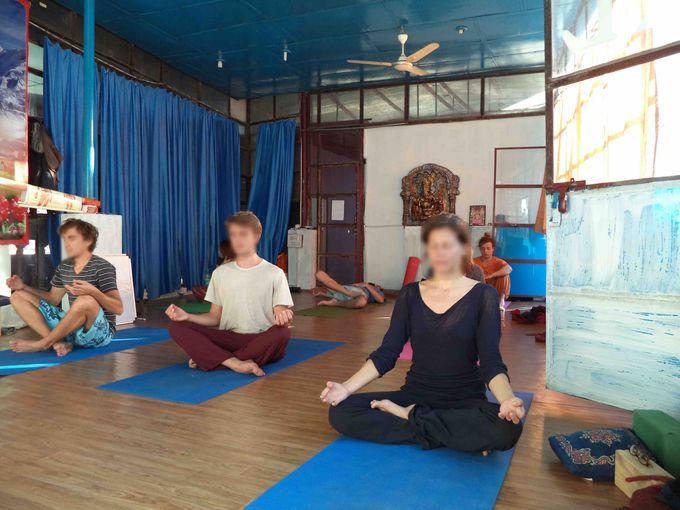 様々な呼吸法を取り入れた新しい瞑想法「ブリス オブ ブレス」