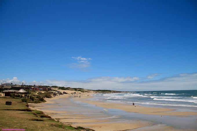ローカル感たっぷりなビーチと自然いっぱいビーチ