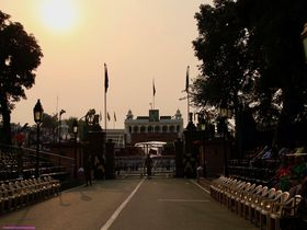 パキスタンとの国境がすぐそこ!インド「アムリトサル」の見どころ