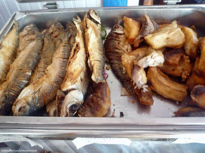 アマゾン地域の食!川魚は必食