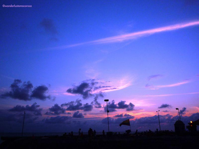 昼も夜も美しい!世界遺産の街、コロンビアの「カルタヘナ」