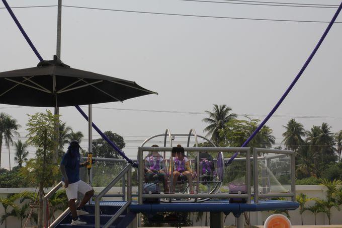 タイで楽しむ!逆バンジージャンプ