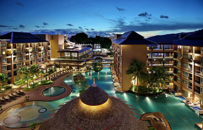 東南アジアの現代建築!ゴージャス感に圧倒