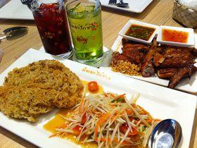 行列のできる人気タイ料理店も!バンコク「スアンプルーン・マーケット」