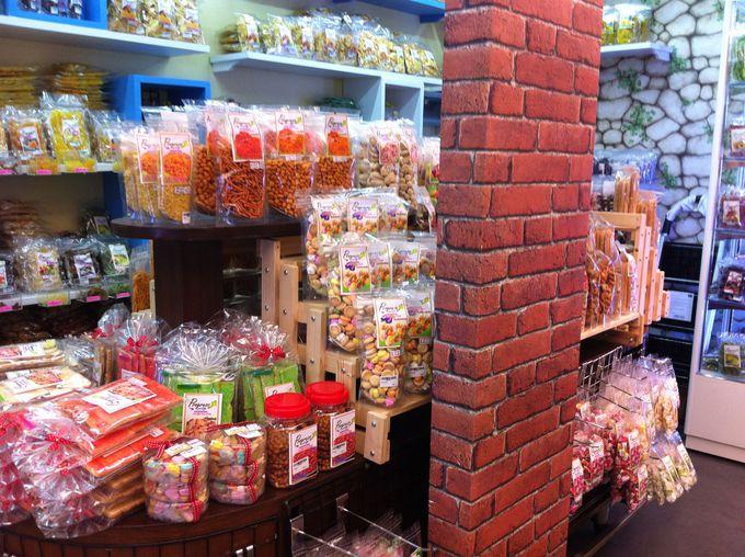 お土産にもしたい駄菓子のようなタイ伝統菓子