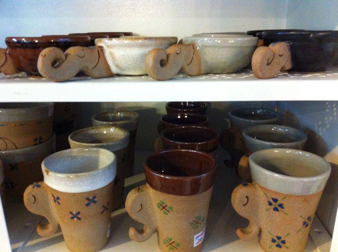 タイ伝統の陶磁器からオリジナル食器まで