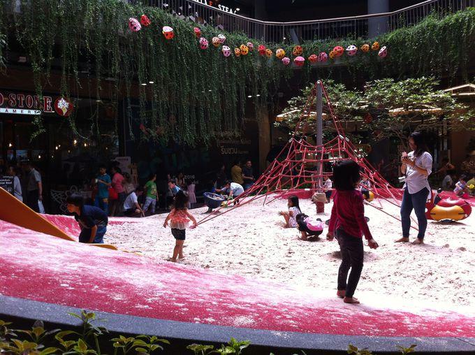 「セントラル・フェスティバル・イーストヴィレ」にはセンスの光る子供服が