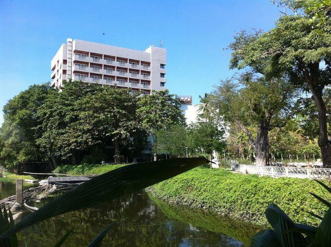 バンコク近郊の人気観光地&宿泊施設は自然がいっぱい