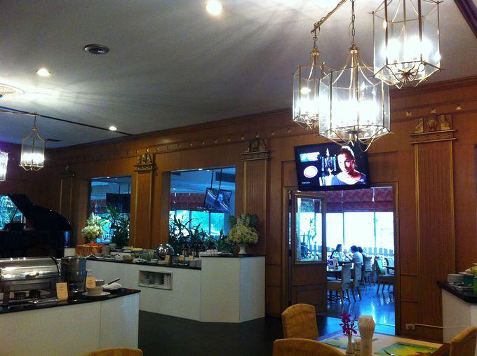 ホテルの安定感+ピアノ生演奏の癒し空間