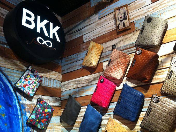 ショルダー&クラッチバッグの名店「BKK forever」